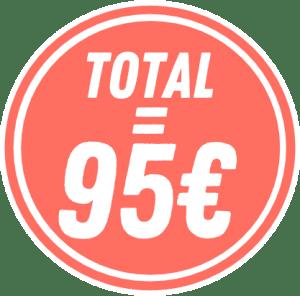 rond prix 95€
