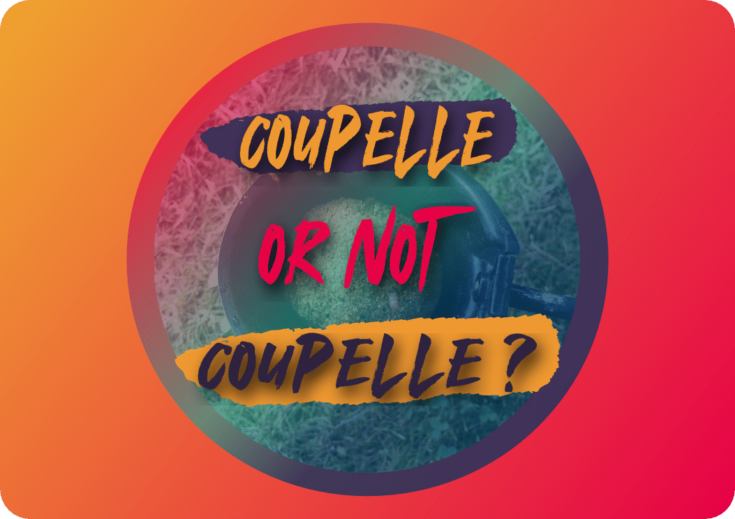 Coupelle or not coupelle?
