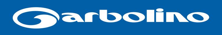 logo garbolino bleu