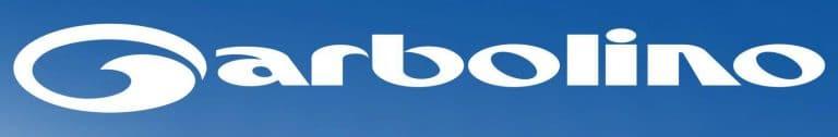 logo garbolino fond bleu