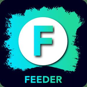 cadre page feeder
